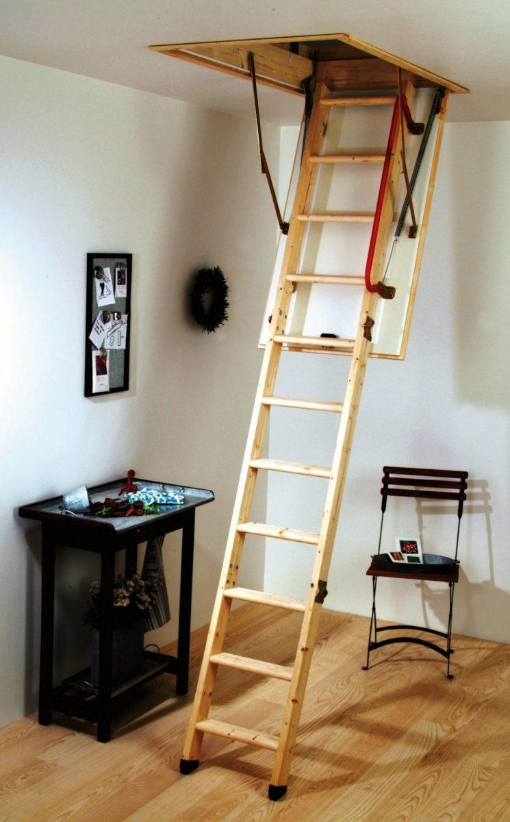fakro katlanır çatı merdiveni sistemi