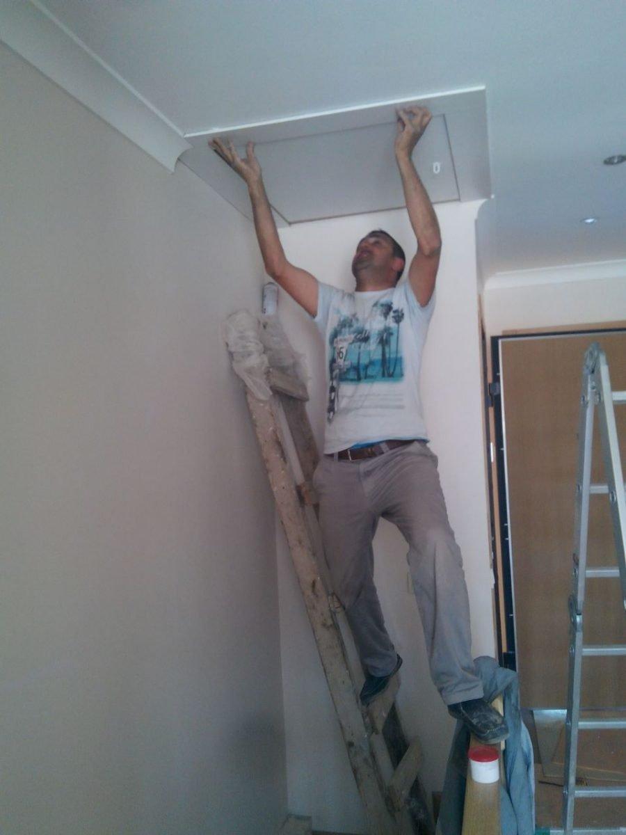 makaslı çatı merdiveni ucuz sipariş
