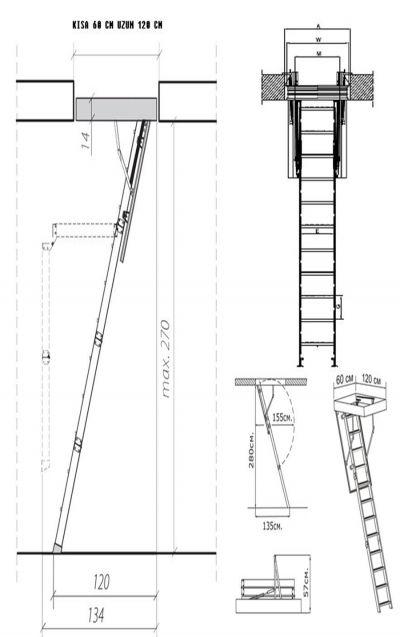 en ucuz fakro katlanır çatı merdivenleri