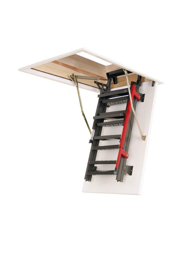 yaylı fakro lüx metal çatı merdivenleri