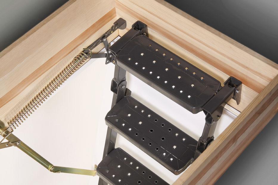 fakro lüx metal çatı merdivenleri ordu