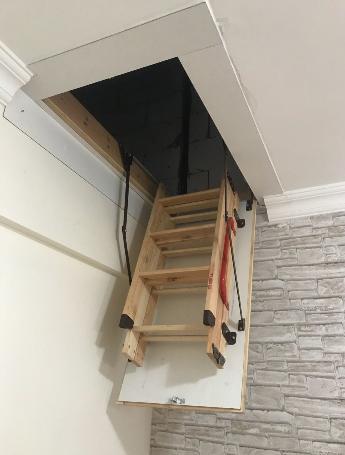 ucuz tavan arası çatı merdivenleri