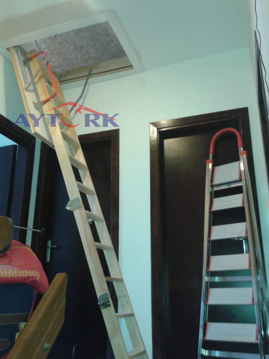 çatı çıkış merdivenleri ankara