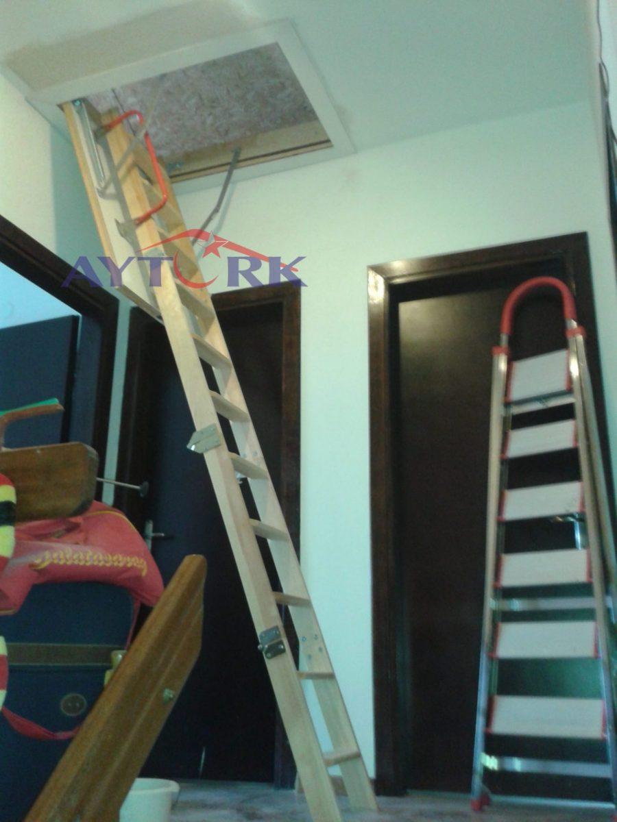 fakro çatı çıkış merdiveni ucuz