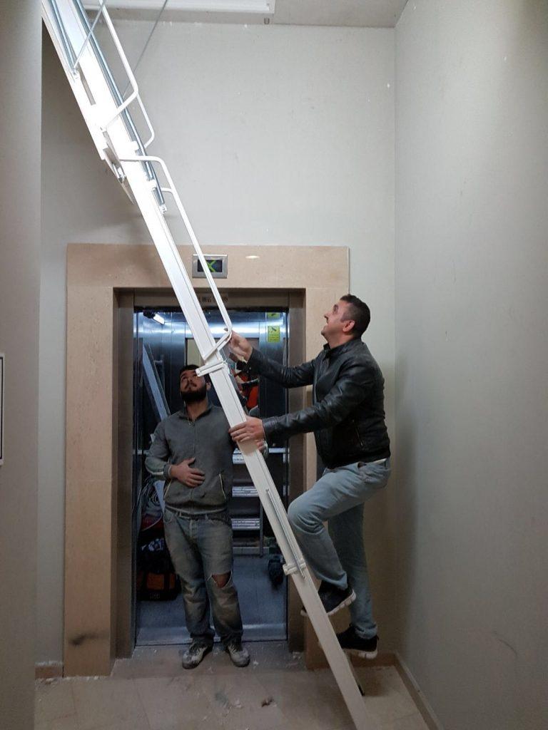 en iyi alüminyum çatı merdivenleri