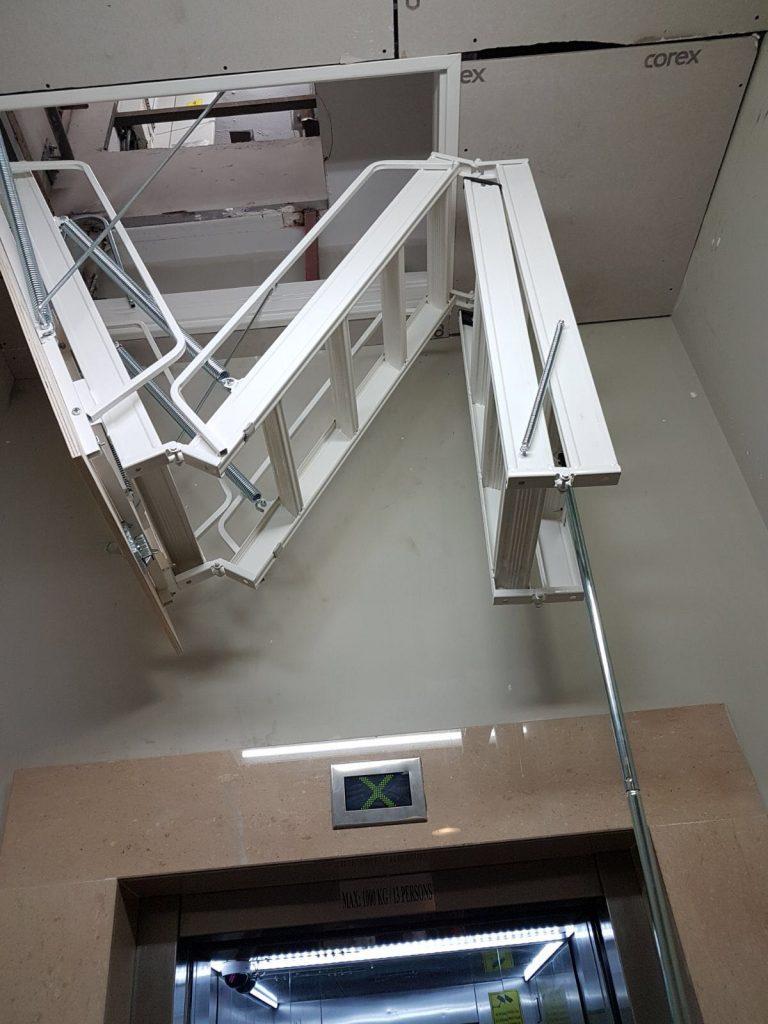 alüminyum çatı merdivenleri izmir