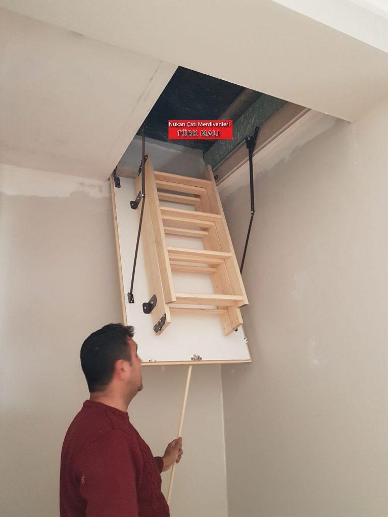 katlanır çatı merdivenleri fiyatı