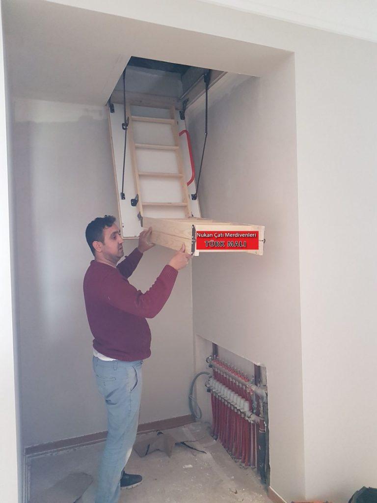 katlanır çatı merdivenleri ankara