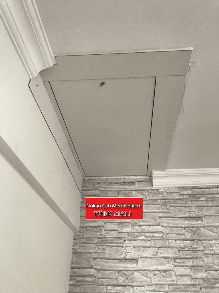 dekoratif nukan çatı merdivenleri