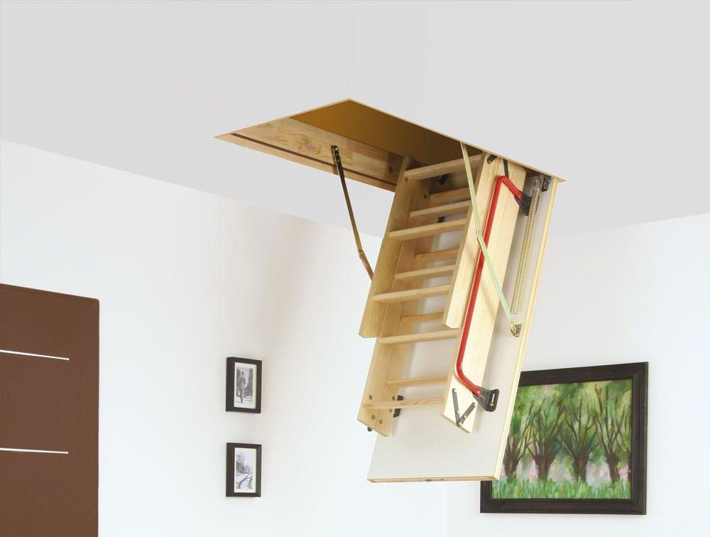 tavan arası portatif çatı merdivenleri