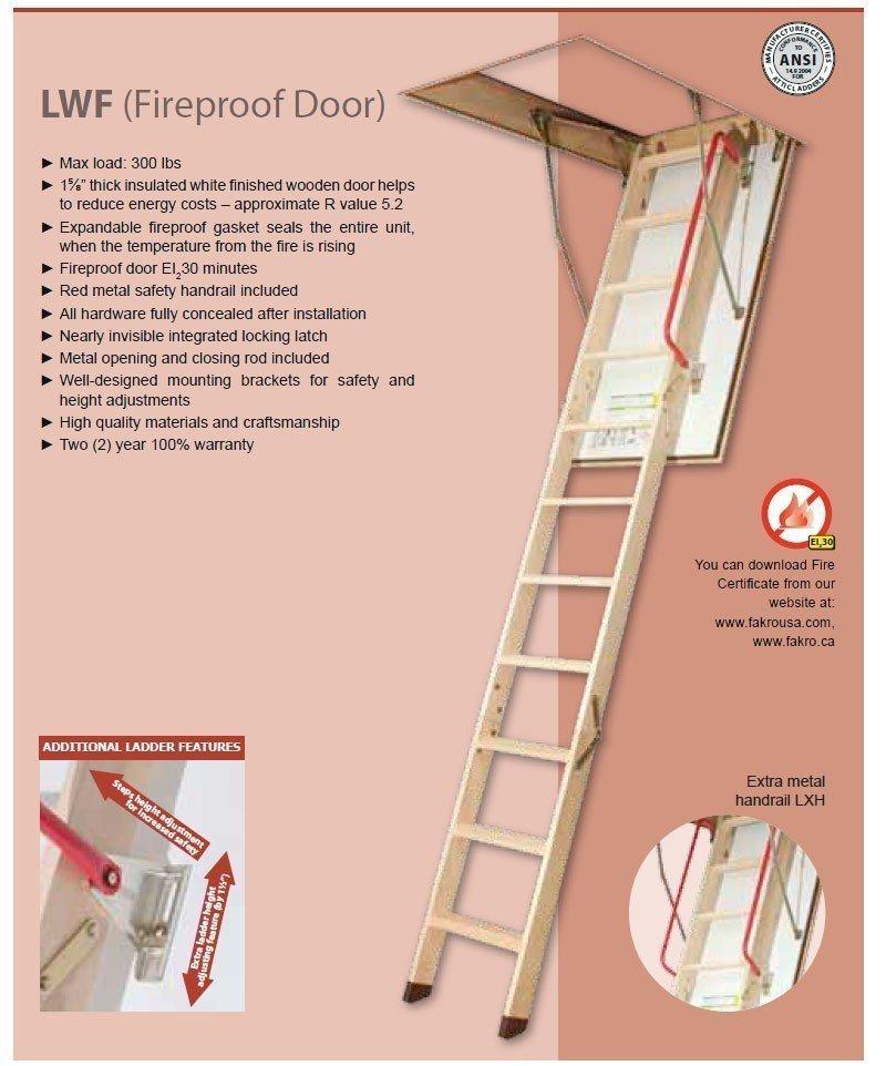 en ucuz fakro yanmaz çatı merdivenleri