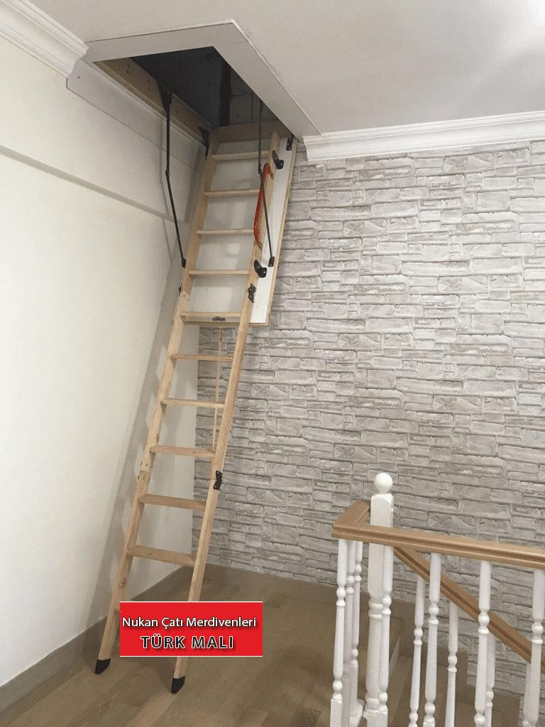 en ucuz nukan çatı merdivenleri