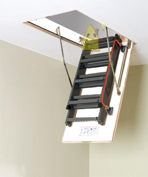 en ucuz fakro metal çatı merdivenleri