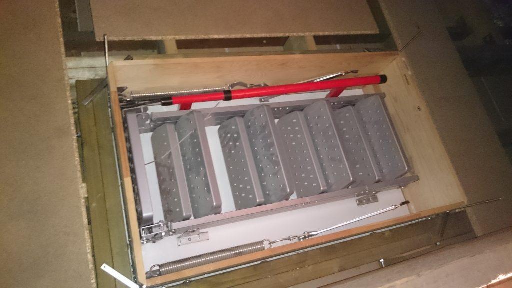 fakro lüx metal çatı merdivenleri ve fiyatları