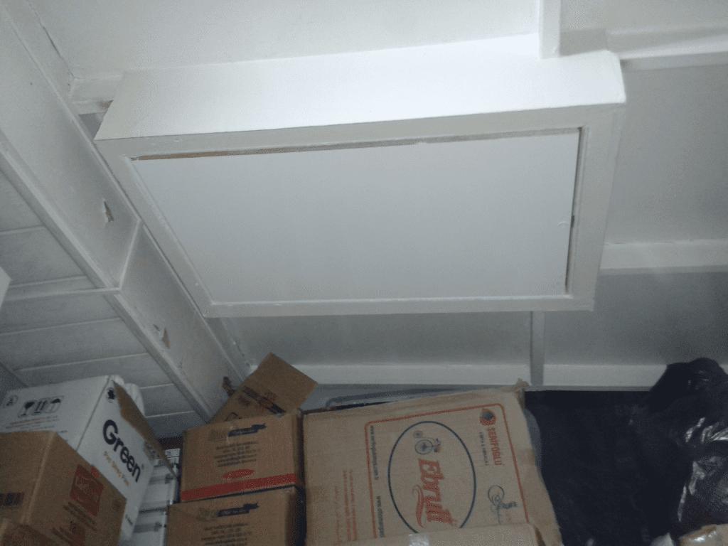 fakro metal çatı merdivenleri nedir