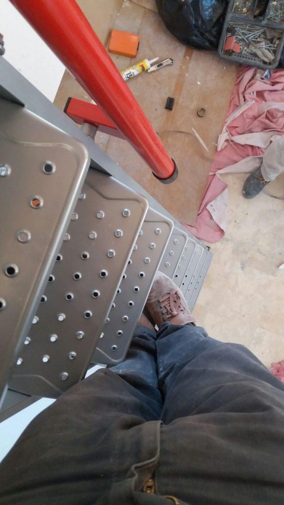 fakro lüx metal çatı merdivenleri tekzen