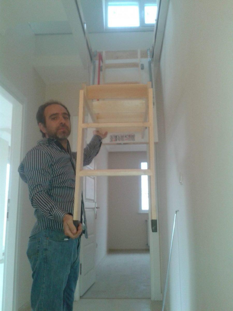 ucuz fakro en iyi ahşap çatı merdivenler