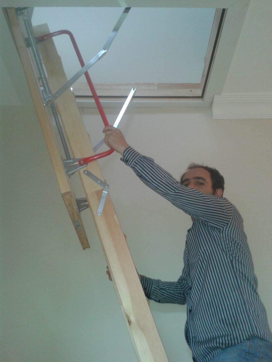 fakro ahşap çatı merdiveni çeşitleri ankara
