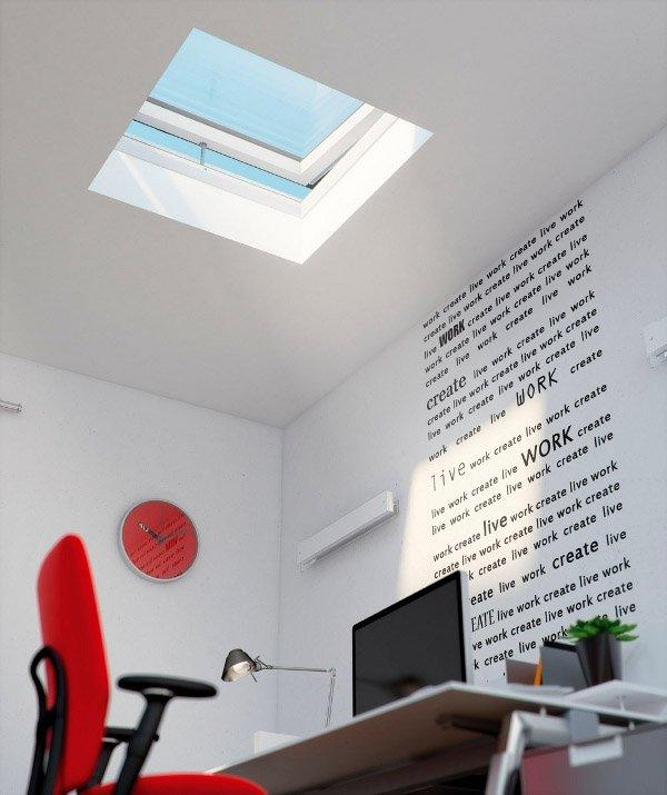 ucuz düz çatı pencereleri