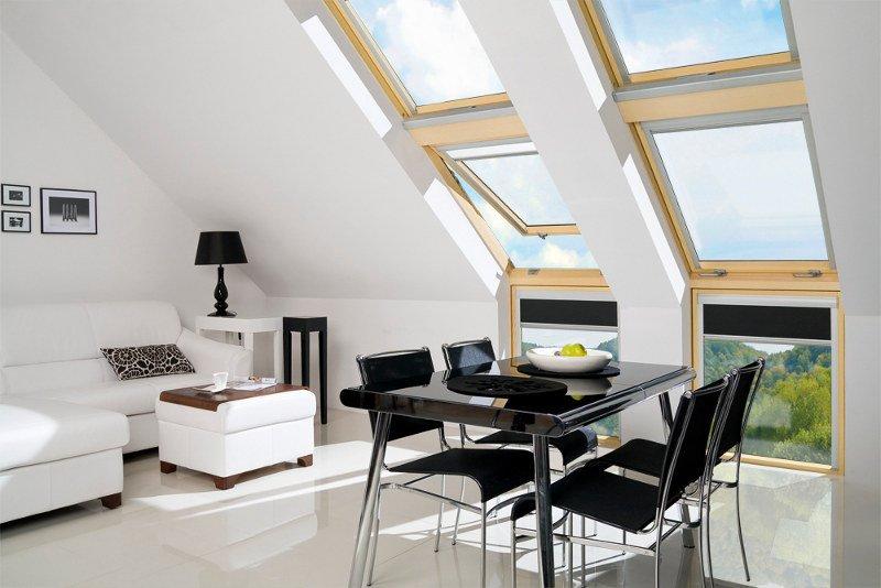 L Kombinasyon Fakro Çatı Pencereleri Firmasi