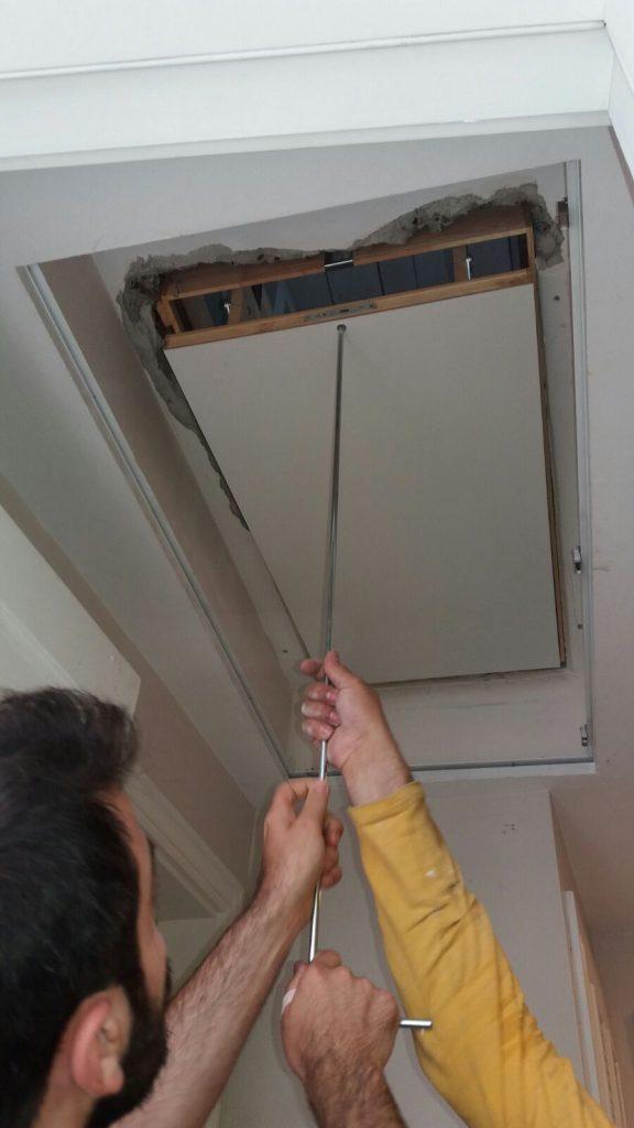 fakro ahşap çatı merdiveni istanbul firması