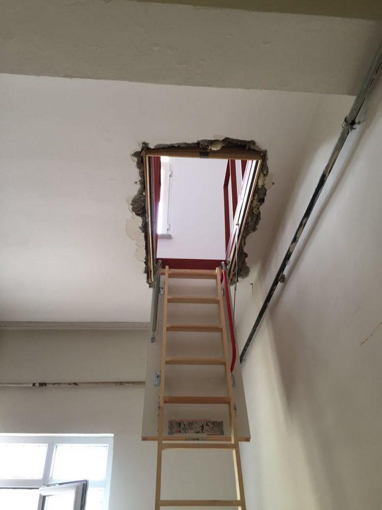 fakro ahşap merdiven fiyatı