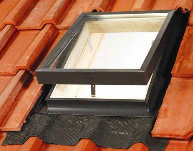 fakro teras çatı çıkış kapağı