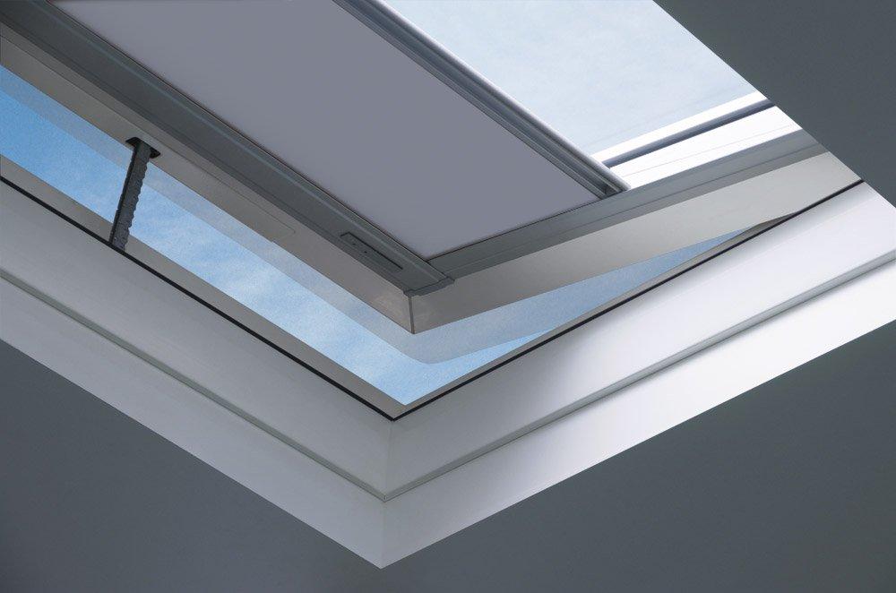 fakro düz teras çatı pencereleri